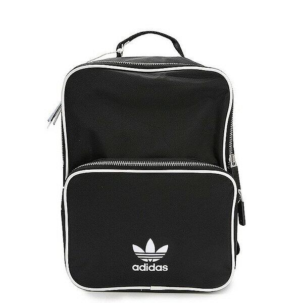 【ESTS】AdidasClassicBackpackMediumCW0624休閒後背包黑白I0403