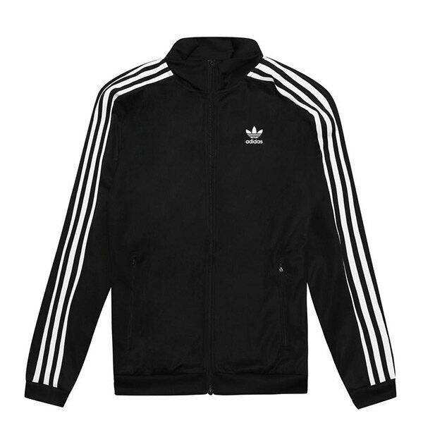 【ESTS】AdidasOriginalsBeckenbauerTTCW1250立領外套男款黑I0118