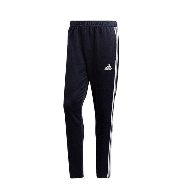 【ESTS】AdidasTangoTrainingPantsCZ8691透氣窄管褲三間線深藍I0820
