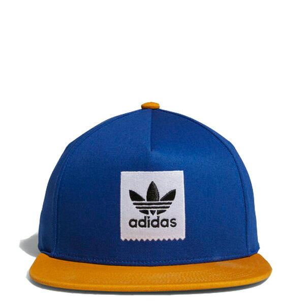 【ESTS】AdidasTwo-ToneTrefoilSnapbackDH2569棒球帽藍卡其I0822
