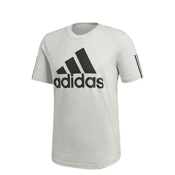 【ESTS】AdidasSportIDLogoTeeDM2803經典短袖上衣灰I0820
