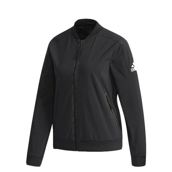 【ESTS】AdidasIDWovenJacketDM5270立領棒球外套女款黑I0828