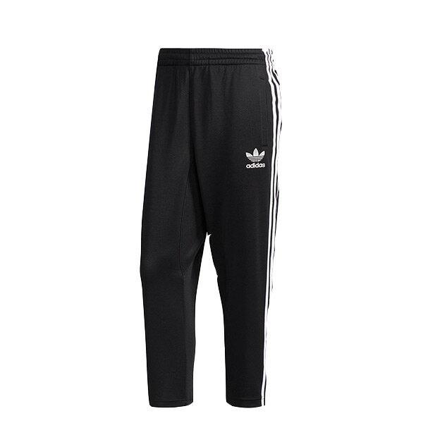 【ESTS】AdidasOriginalsStripesPantDN8039三線八分褲運動褲黑白I0709