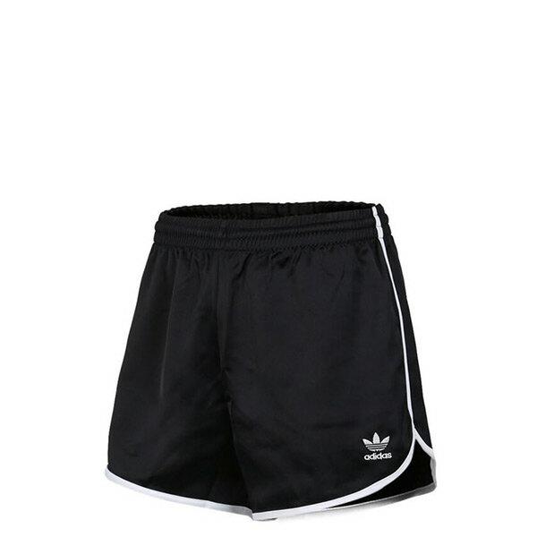 【ESTS】AdidasAA-42ShortsDU5221運動休閒短褲海灘褲女款黑I0516
