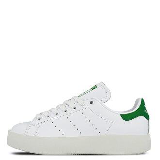 【EST S】Adidas Originals Stan Smith Bold S32266 增高 厚底 女鞋 白綠 H0622