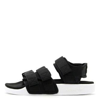 【EST S】Adidas Adliette Sandal S75382 魔鬼氈 涼鞋 羅馬鞋 女鞋 黑 H0609