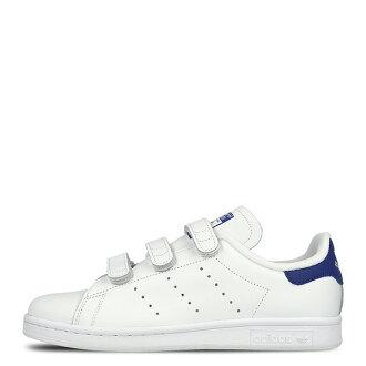 【EST S】Adidas Originals Stan Smith S80042 魔鬼氈 老人頭 白藍 H0317