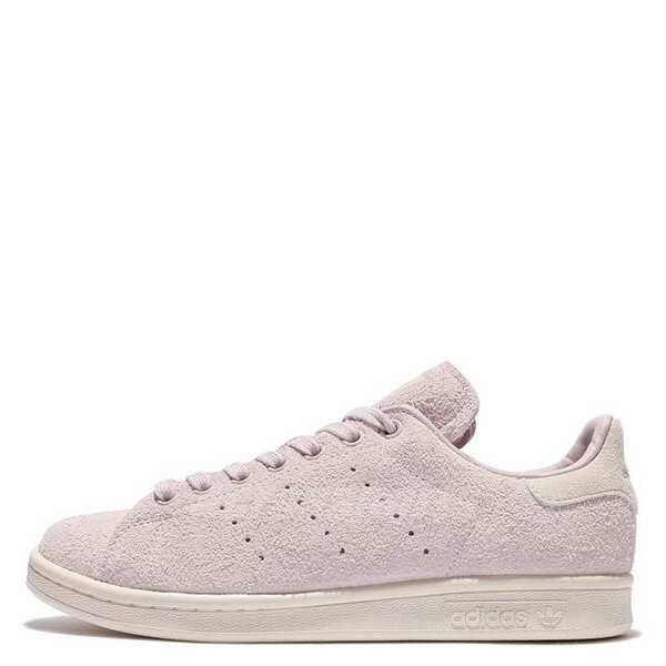 【EST S】Adidas Originals Stan Smith W S82258 麂皮 奶油底 粉紫 女鞋  H0602