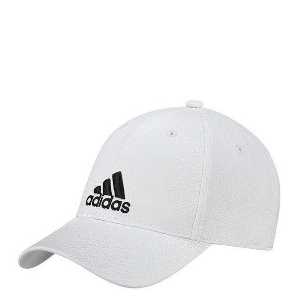 【EST S】Adidas Classic 6P Cap S98150 可調式 老帽 棒球帽 白 I0516