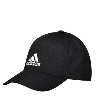 【EST S】Adidas 6P Melange Cap OSFM S98151 老帽 黑 H0602