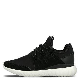 【EST S】Adidas Tubular Radial AQ6723 黑武士忍者鞋 黑白 G1026
