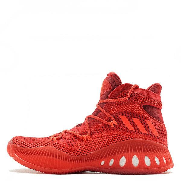【EST S】Adidas Crazy Explosive Primeknit AQ7218 編織藍球鞋 橘 G1026