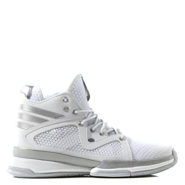 【EST S】Adidas Adizero Pg AQ8473 輕量高筒籃球鞋 白銀 G1111
