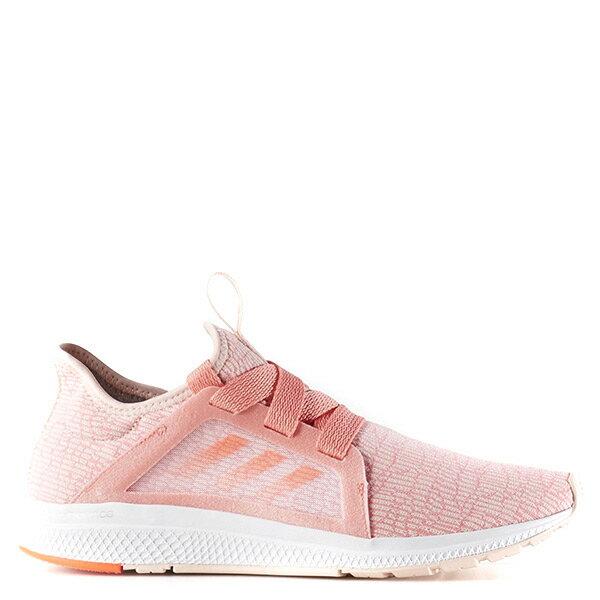 【EST S】Adidas Edge Luxe Bounce BA8304 編織輕量慢跑鞋 粉紅 G1104
