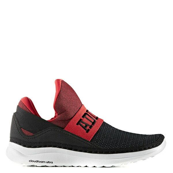 【EST S】Adidas Cloudfoam Ultra Zen BB3744 輕量慢跑鞋 黑紅 G1104