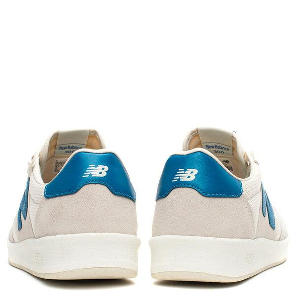 【EST S】New Balance CRT300WB 麂皮 復古 休閒 慢跑鞋 男鞋 米 淺藍 G1018 2