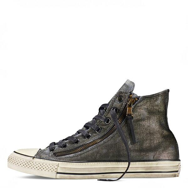 【EST S】Converse x John Varvatos Ct Dbl Zip Hi 150170C 聯名高筒帆布鞋 G1118