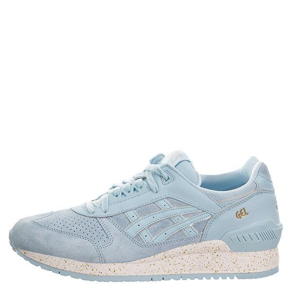 【EST S】Asics Gel-Respector H6E3L4040 復古 慢跑鞋 男鞋 水藍 G0324 0