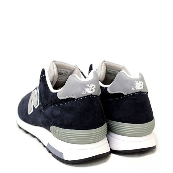 【EST S】New Balance M1400NV 美國製 麂皮 復古 慢跑鞋 男鞋 藍 G1018 2
