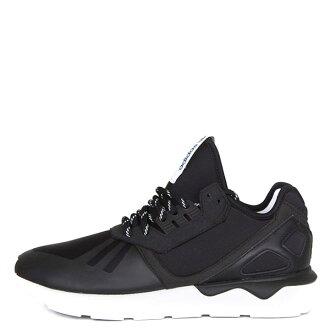 【EST S】Adidas Tubular Runner M19648 武士鞋 黑白藍標 平民版 Y3 G1104【12/7單筆滿499結帳輸入序號 12SS100-4 再折↘100   單筆滿120..