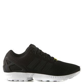 【EST S】Adidas Originals ZX Flux M19840 武士鞋 黑白 小y3 G1104