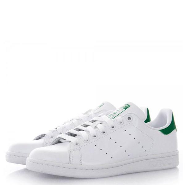 【EST S】Adidas Stansmith 白綠 男女鞋 M20324 G1018 1
