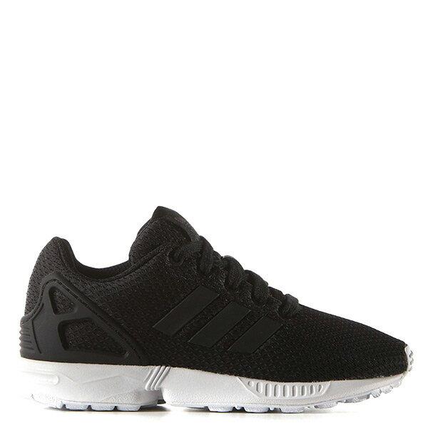【EST S】Adidas ZX Flux J M21294 休閒慢跑鞋 黑白 G1104