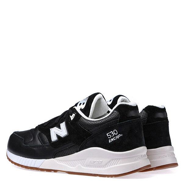 【EST S】New Balance M530ATB 膠底 麂皮 皮革 復古 慢跑鞋 男鞋 黑 G1018 3