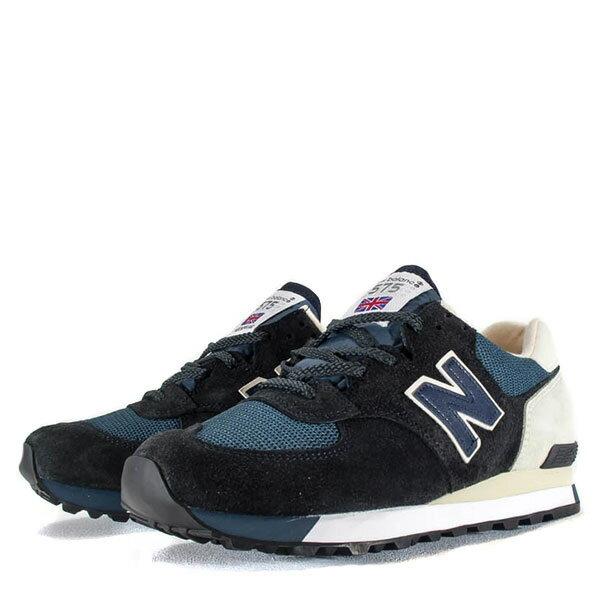 【EST S】New Balance M575SNG 英國製 麂皮 復古 慢跑鞋 男鞋 深藍 G1018 1