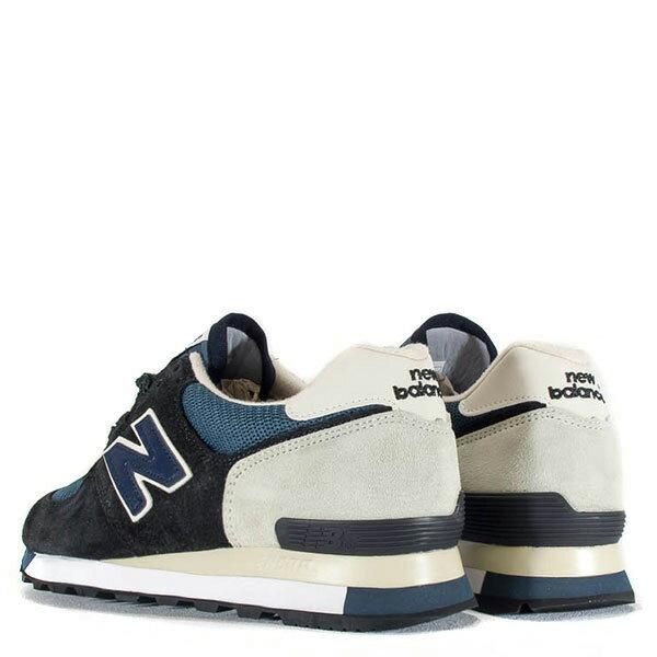 【EST S】New Balance M575SNG 英國製 麂皮 復古 慢跑鞋 男鞋 深藍 G1018 2