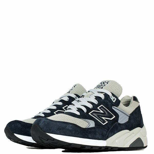 【EST S】New Balance M585BG 美國製 麂皮 皮革 網布 灰藍 男鞋 G1018 1