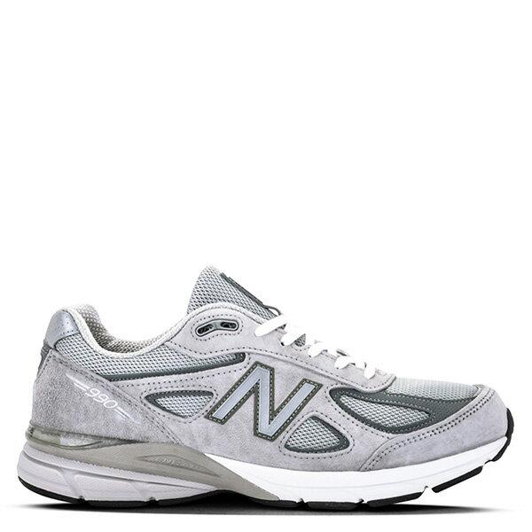 【EST S】New Balance M990Bk4 美國製 高機能 總統慢跑鞋 男鞋 灰 G1018 0