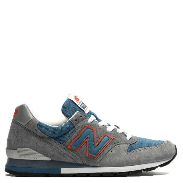 【EST S】New Balance M996CSBO 美國製 麂皮 復古 慢跑鞋 男鞋 灰藍 G1018 1