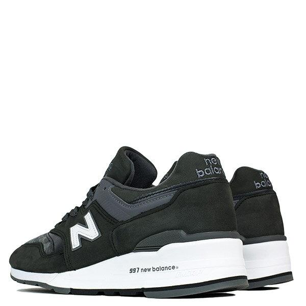 【EST S】New Balance M997DPA 美國製 迷彩 復古 慢跑鞋 男鞋 黑 G1018 2
