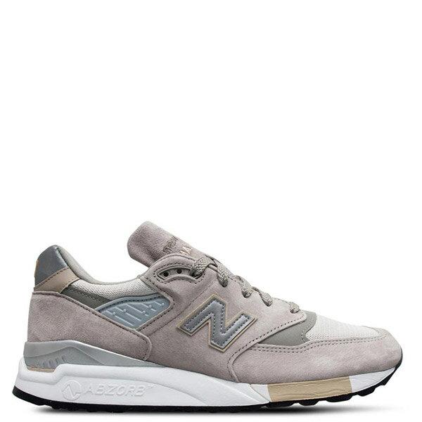 【EST S】New Balance M998 美國製 反光 麂皮 復古 慢跑鞋 男鞋 元祖灰 G1018 0