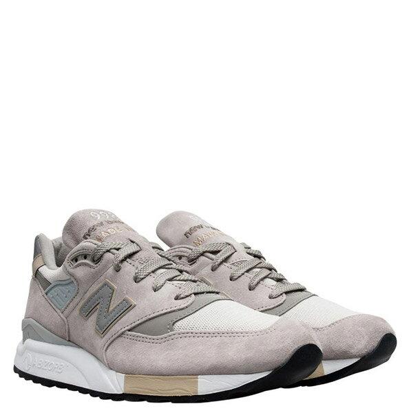 【EST S】New Balance M998 美國製 反光 麂皮 復古 慢跑鞋 男鞋 元祖灰 G1018 1