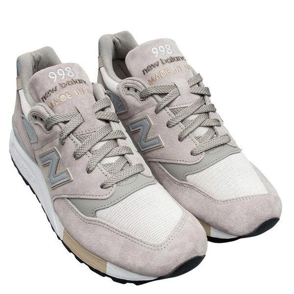 【EST S】New Balance M998 美國製 反光 麂皮 復古 慢跑鞋 男鞋 元祖灰 G1018 2