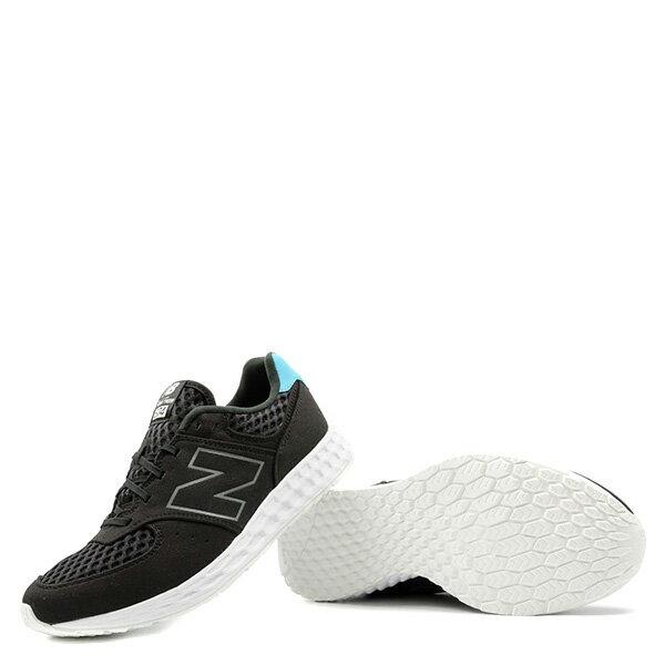 【EST S】New Balance MFL574NO 麂皮 網洞 輕量 慢跑鞋 男鞋 黑 G1018 3