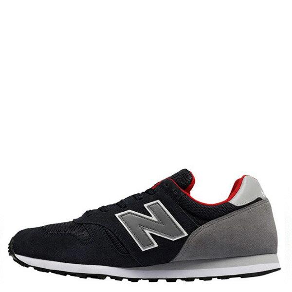 【EST S】New Balance ML373GG 麂皮 網布 復古 慢跑鞋 男鞋 黑灰 G1018 0