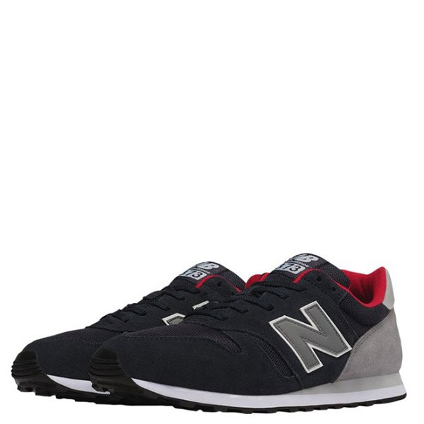 【EST S】New Balance ML373GG 麂皮 網布 復古 慢跑鞋 男鞋 黑灰 G1018 2