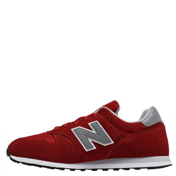【EST S】New Balance ML373HR 麂皮 網布 復古 慢跑鞋 男鞋 紅 G1018 0