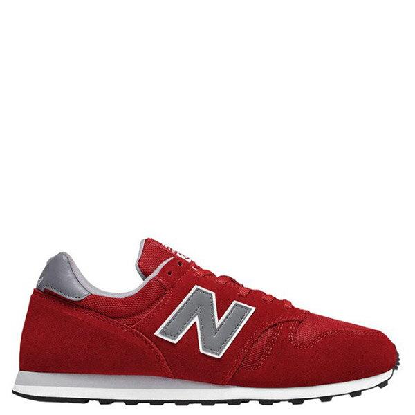 【EST S】New Balance ML373HR 麂皮 網布 復古 慢跑鞋 男鞋 紅 G1018 1