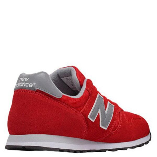 【EST S】New Balance ML373HR 麂皮 網布 復古 慢跑鞋 男鞋 紅 G1018 3