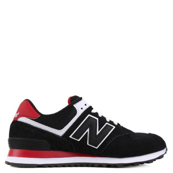 【EST S】New Balance ML574CPA 麂皮 網布 復古 慢跑鞋 男鞋 黑紅 G1018 1