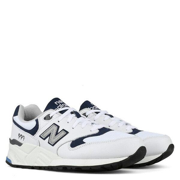 【EST S】New Balance ML999LUC 皮革 網布 反光 慢跑鞋 男鞋 白 G1018 1