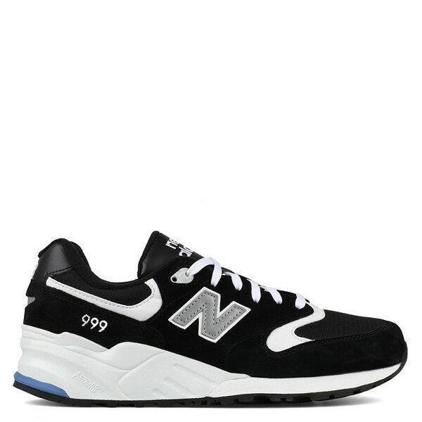 【EST S】New Balance ML999LUR 皮革 網布 反光 慢跑鞋 男鞋 黑 G1018 0