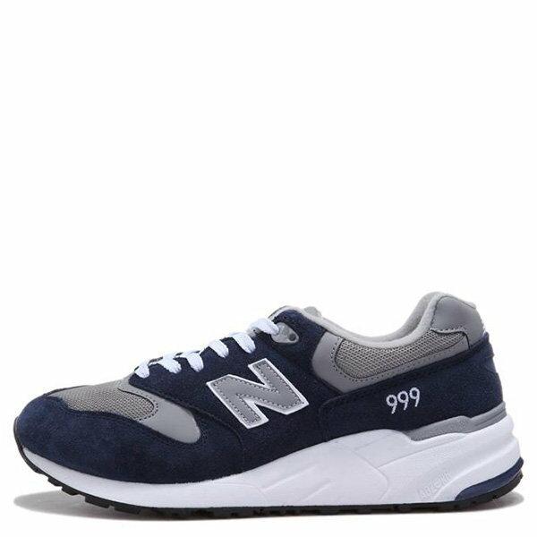 【EST S】New Balance ML999NV 限定 反光 復古 慢跑鞋 男鞋 海軍藍 G1018 0
