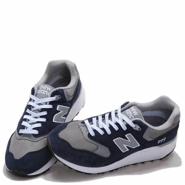 【EST S】New Balance ML999NV 限定 反光 復古 慢跑鞋 男鞋 海軍藍 G1018 1