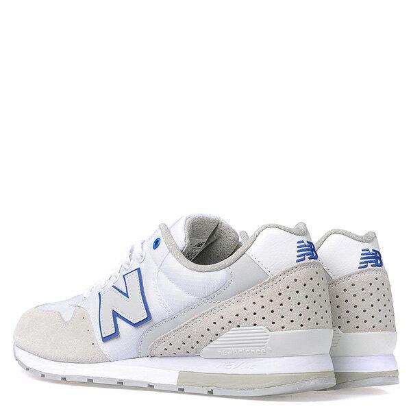 【EST S】New Balance MRL996LA 麂皮 反光 復古 慢跑鞋 男鞋 白 G1018 3