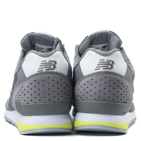 【EST S】New Balance MRL996LD 麂皮 反光 復古 慢跑鞋 男鞋 灰 G1018 2